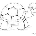 Dibujos para colorear de tortugas